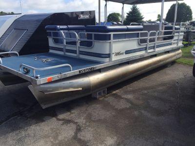 1988 Weeres SUNDECK 240 Pontoons Boats Kaukauna, WI