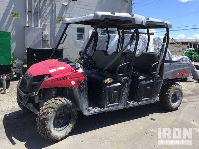 2013 Polaris Ranger Crew 4x4 Utility Vehicle