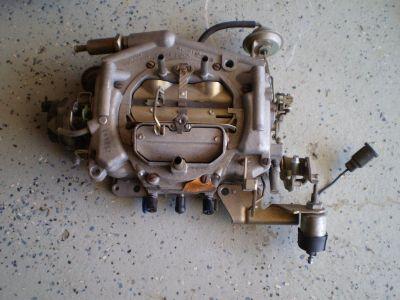 NOS CARTER THERMOQUAD CARBURETOR 6568S 1974 FORD 460 ENGINE CARB NEW OEM FOMOCO