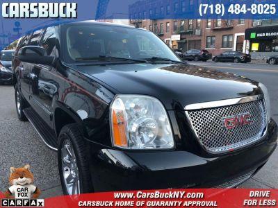 2012 GMC Yukon XL Denali (Onyx Black)