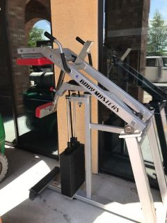Body Masters Professional Gym Equipment