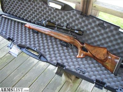 For Sale: Custom Remington 700 BDL 25-06 & 36 X BR Leupold