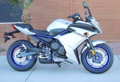 2017 Yamaha Motor Corp., USA FZ6R Sport Motorcycles Kingman, AZ