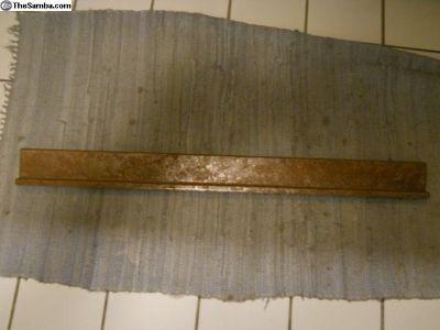 bottom of door sheet metal 356
