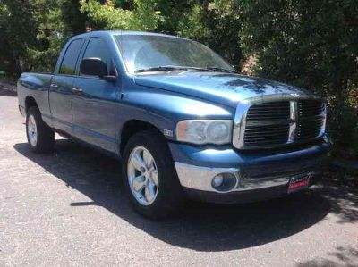 Used 2004 Dodge Ram 1500 Quad Cab for sale