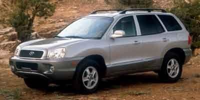 2003 Hyundai Santa Fe GLS (Gray)