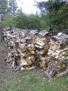 Perfect Firewood for Outdoor Campfires 2l8 .'. 729 .'. 8283