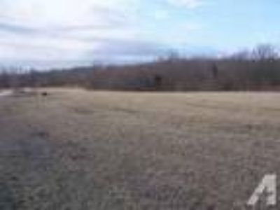Land for Sale: 4 Lots/16 acres -- Country Parcels with City Utilities