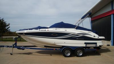 2013 Hurricane SD-2200 DC I/O Deck Boats Lewisville, TX