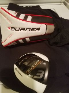 TaylorMade Bunner Superfast 15 degree 3 metal