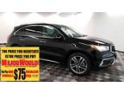 $43900.00 2017 ACURA MDX with 2645 miles!