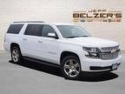 used 2016 Chevrolet Suburban for sale.
