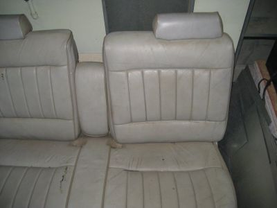 BENCH SEAT LEATHER