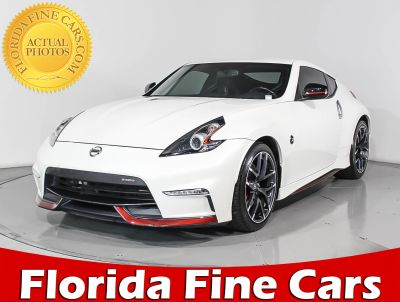 2016 Nissan 370Z Base (WHITE)