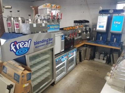 B&D Auctions: Ice Cream Store/Froyo..