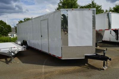 2017 Other New 8.5x32 TA V-Nose Trailer