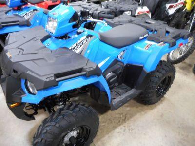 2018 Polaris Sportsman 450 H.O. EPS Utility ATVs Belvidere, IL