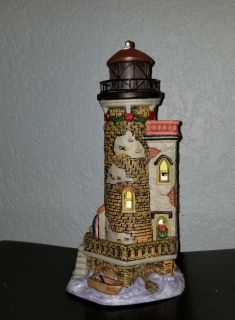 Lighthouse Lamp, Electric. In great condition. No longer Collecting.