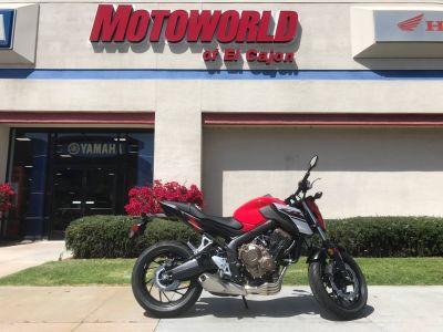 2018 Honda CB650F Sport Motorcycles EL Cajon, CA
