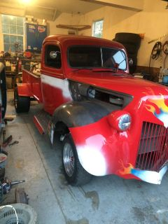 1940 ford hot rod truck