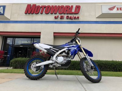 2018 Yamaha WR450F Competition/Off Road Motorcycles EL Cajon, CA