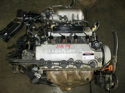 Purchase Honda Civic JDM D16Y4 SOHC Non Vtec Egnine Motor Long BLock 1.6 Liter D16 Used motorcycle in Richardson, Texas, US, for US $699.00
