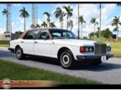 1987 Rolls-Royce Silver Spur 6.8L V8 Turbo