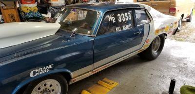1974 ChevyNova Drag Car