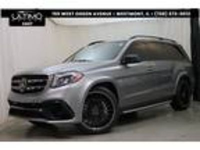 2017 Mercedes-Benz GLS GLS 63 AMG 4MATIC