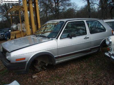 1985 VW Golf Gti