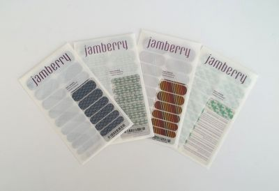 Jamberry Nail Wrap Sheets