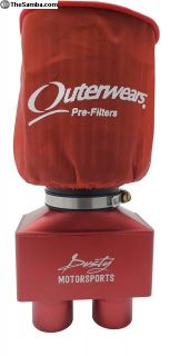 All New Dusty Motorsports Fresh Air Pumper