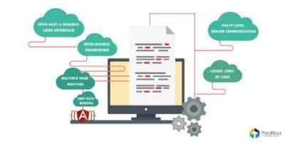 Excellent angular web development services to pace up app development