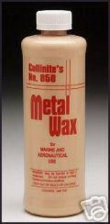 Buy Collinite 850 Liquid Metal Wax Boat Car Truck Motorcycle motorcycle in Millsboro, Delaware, US, for US $11.95