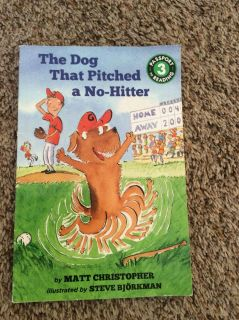 The dog that picked a no hitter book
