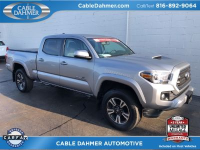 2016 Toyota Tacoma TRD Sport (Silver)