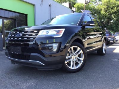 2016 Ford Explorer 4WD 4dr XLT (Shadow Black)