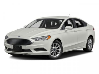 2018 Ford Fusion SE (Lightning Blue)