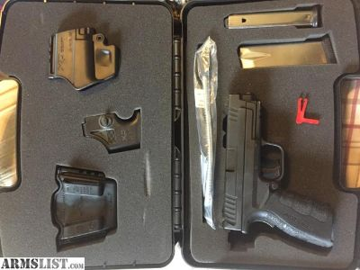 For Sale/Trade: Springfield XD mod 2