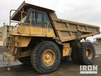 Cat 773D Off-Road End Dump Truck