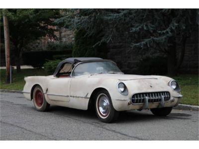 1955 Chevrolet Corvette