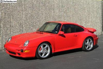1996 Porsche 993 Turbo For Sale..MINT