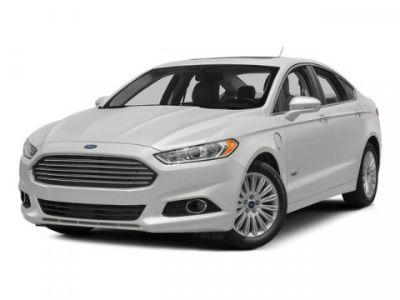 2015 Ford Fusion Energi SE (Oxford White)