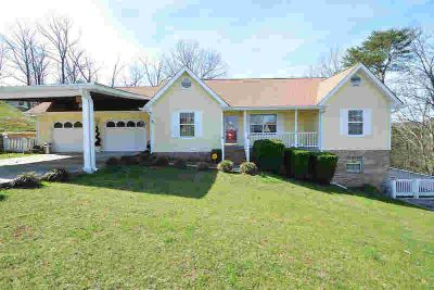 1613 W Rebel Rd Rd Rossville Four BR, Location! Location!