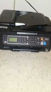 All in one printer with fax