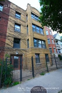 New Fully Renovated 1 Bed, 1 Bath Condo Quality Unit Steps to Wrigely Field