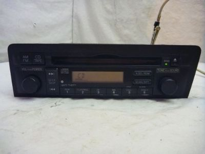 Find 04 05 Honda Civic Radio Cd & Theft Code 2TCC 39101-S5P-A310 BH465 motorcycle in Williamson, Georgia, United States, for US $75.00