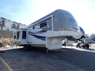 2007 Holiday Rambler Presidential Suite 35SKT