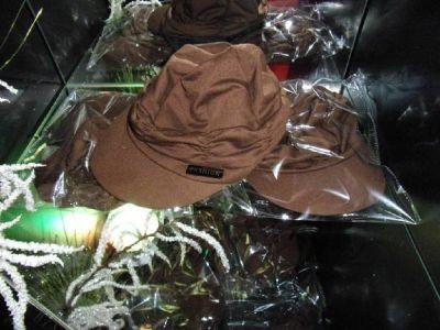 New Lili Brown Fashion HEADWEAR HAT Women Cotton Blend Stylish Hats