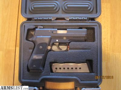 For Sale: Sig P220 Dark Elite Carry